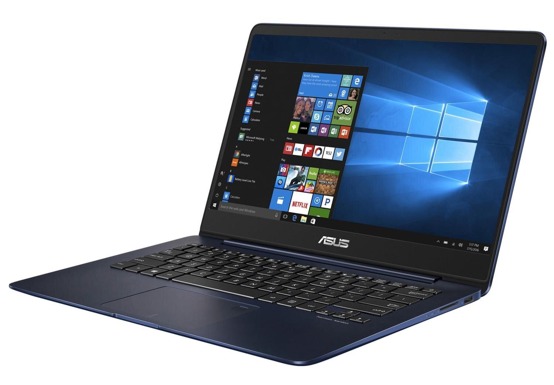Laptop Asus ZenBook UX430UN-GV097T - Intel Core i7-8550U, 8GB RAM, 256GB SSD, VGA Nvidia Geforce MX150 2GB, 14 inch
