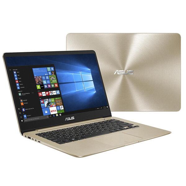 Laptop Asus Zenbook UX430UN-GV121T - Intel core i5, 8GB RAM, SSD 512GB, NVIDIA GeForce MX150 2GB GDDR5 VRAM, 14 inch