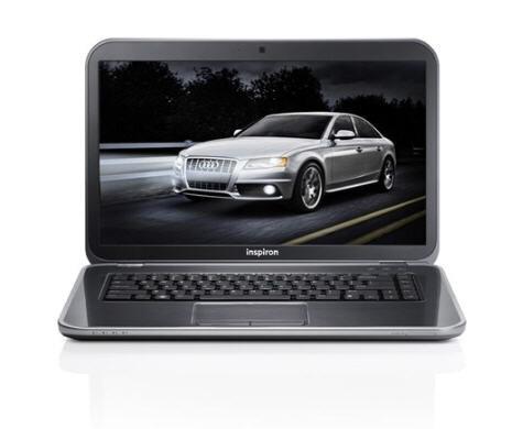 Laptop Dell Audi A5 N5520 - Intel Core i5-3210M 2.5GHz, 4GB RAM, 750GB HDD, AMD Radeon HD 7670M 1GB, 15.6 inch
