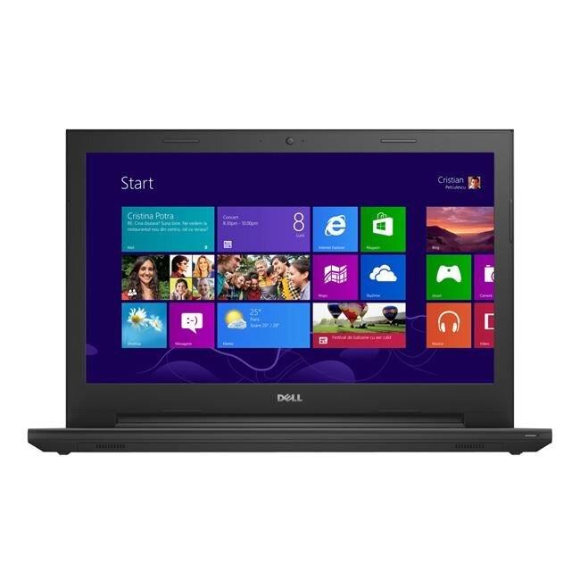 Laptop Dell Inspiron 14 3442 062GW2 - Intel Core i3-4005U 2 x 1.7GHz, 4GB DDR3, 500GB  HDD