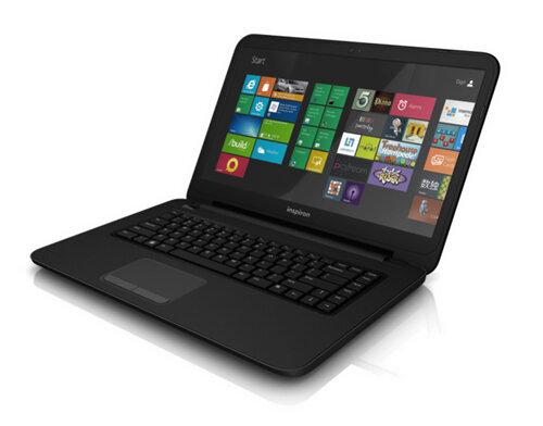 Laptop Dell Inspiron 14 N3421 (D0VFM11) - Intel Core i3-3217U 1.8GHz, 4GB RAM, 500GB HDD, NVidia GeForce GT625M 1GB, 14 inch