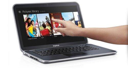 Laptop Dell Inspiron 14R 5437 (M4I3009W) - Intel Core i3-4010U 1.7 GHz, 4GB RAM, 500GB HDD, Intel HD Graphics HD4400, 14 inch cảm ứng