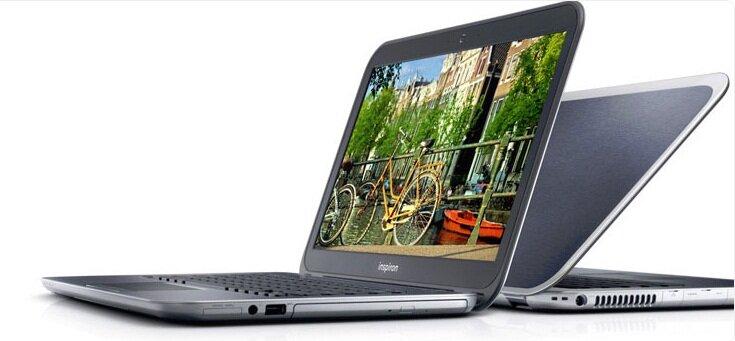 Laptop Dell Inspiron 14z-5423 (YMRY23) - Intel Core i3-3217U 1.8GHz, 4GB RAM, 500GB HDD, Intel HD graphics 4000, 14 inch