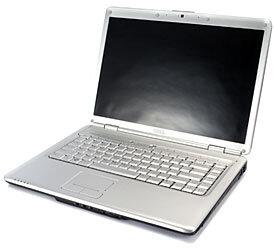 Laptop Dell Inspiron 1525 - Intel Core 2 Duo T3400 2.16Ghz, 3GB RAM, 160GB HDD, VGA Intel GMA X3100, 15.4 inch