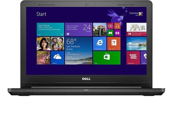 Laptop Dell Inspiron 3467 N3467A - Intel core i5, 4GB RAM, HDD 500GB, AMD Radeon R5 M430 2GB, 14 inch