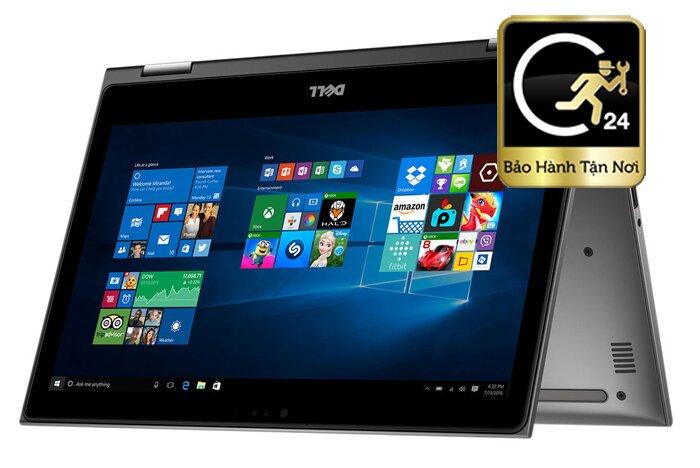 Laptop Dell Inspiron 5378 (C3TI7007W) - Intel i7  7500U, RAM 8GB, 256GB SSD