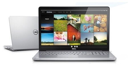 Laptop Dell Inspiron 7537 (70044441) - Intel core i5 4210U, 6GB RAM, 500GB HDD, VGA Geforce 750M GT, 15.6 inch