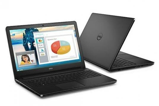 Laptop Dell Inspiron N3558C - Intel core i3, 4GB RAM, HDD 500GB, Intel HD Graphics 4400, 15.6 inch