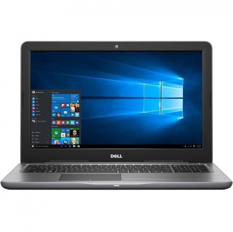 Laptop Dell Inspiron N5567C P66F001-TI78104 - Intel Core i7 7500U, RAM 8GB, HDD 1TB, Intel HD Graphics, 15.6 inch
