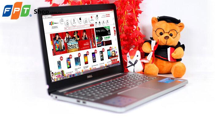 Laptop Dell Inspiron N7537 - Intel Core i5-4210U, 6GB RAM, 500GB HDD, Nvidia Geforce GT 750M 2GB, 15.6inch