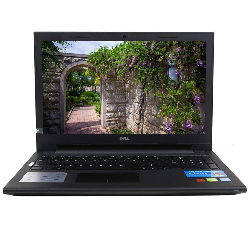 Laptop Dell Inspiron N3543-70055106 - Intel Core i5-5200U 2.2GHz, 4GB DDR3, 500GB HDD, NVIDIA GeForce 820M 2GB