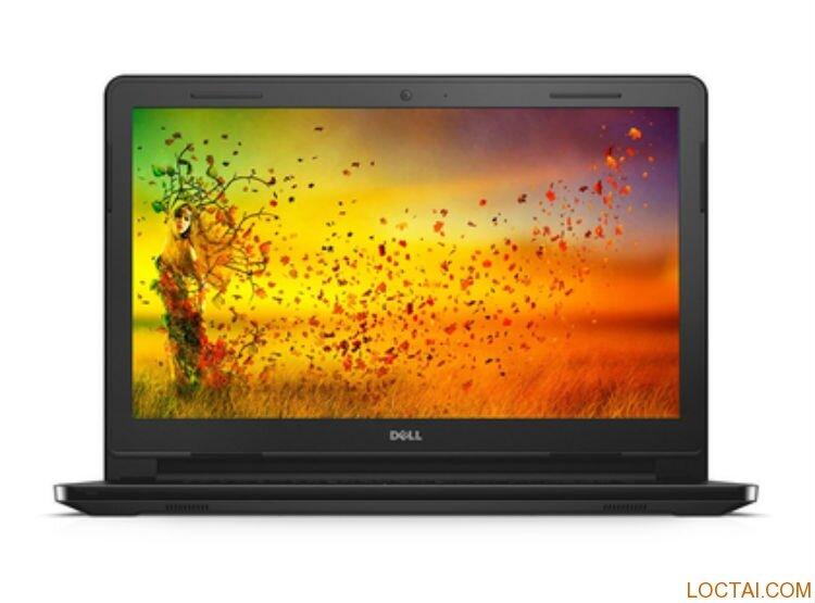 Laptop Dell Inspiron 3552-70138764 - Intel Pentium Processor N3710, RAM 4GB, HDD 500GB, Intel HD Graphics