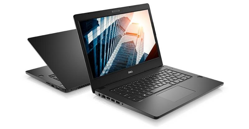 Laptop Dell Latitude 3480 L3480I514DF - Intel core i5, 4GB RAM, HDD 500GB, Intel HD Graphics, 14 inch