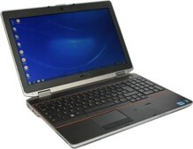 Laptop Dell Latitude E6520 - Intel Core i5-2520M 2.5GHz, 4GB RAM, 320GB HDD, VGA NVIDIA GeForce 4200M, 15.6 inch