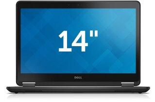 """Laptop Dell Latitude E7450 Core i5 5300U 256GB SSD 14"""" FHD Win 8 Pro"""