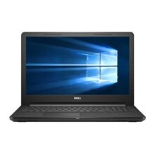 Laptop Dell Vostro 14 3468 K5P6W14 - Intel Core i5 7200U, RAM 4GB, HDD 500GB, Intel HD Graphics