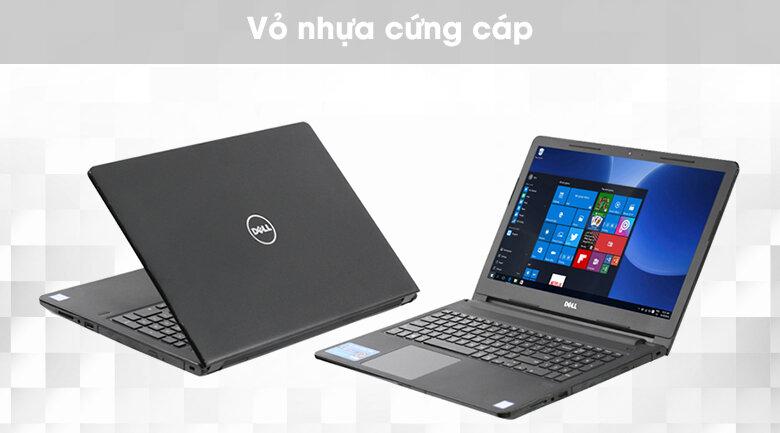 Laptop Dell Vostro 3568 VTI32072W - Intel core i3, 4GB RAM, 4GB RAM, Intel HD Graphics 620, 15.6 inch