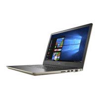 Laptop Dell Vostro 5568 (70087069) - Intel i5-7200U, RAM 4G,HDD 500G, Win 10