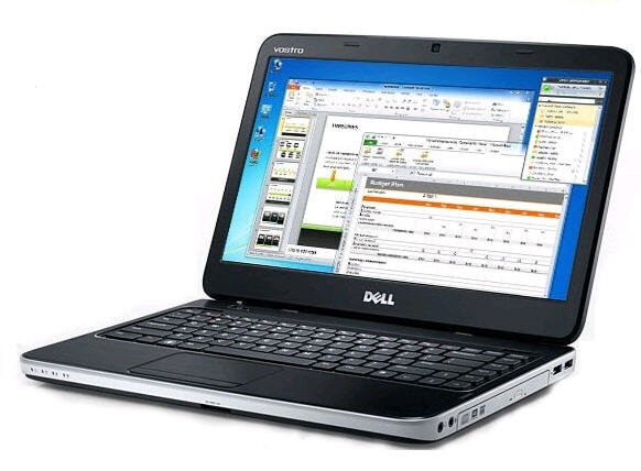 Laptop Dell Vostro V1450 AVN-1450UN  - Intel Core i3-2350M 2.4GHz, 2GB RAM, 320GB HDD, AMD Mobility Radeon HD 6470M, 14 inch