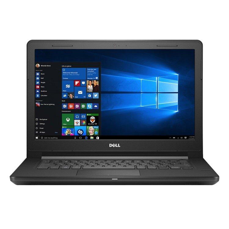 Laptop Dell Vostro 3468-70145233 - Intel Core i3, 4GB RAM, HDD 500GB, Intel HD Graphics 520, 14 inch