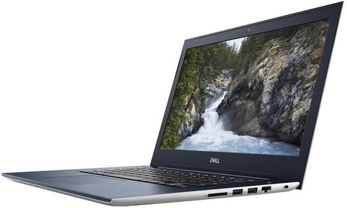 Laptop Dell Vostro 5471-70146452 - Intel core i7, 8GB RAM, SSD 128GB + HDD 1TB, 14 inch