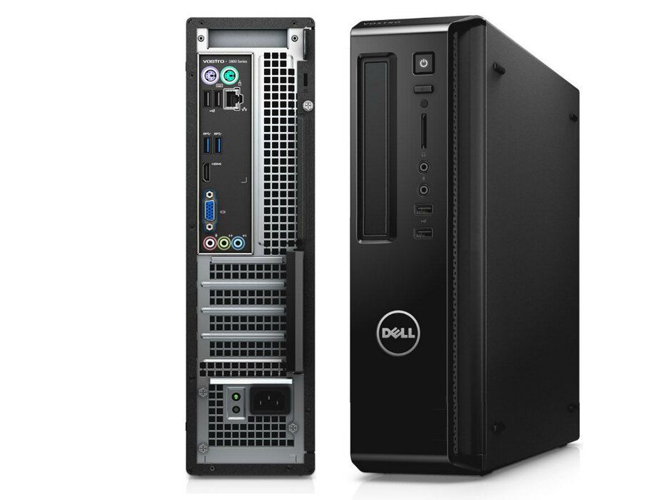 Laptop Dell Vostro 3800ST-GBEARST15031001R - Intel Core i5-4460 3.4Ghz, 4GB DDR3, 500GB HDD, Intel HD Graphics