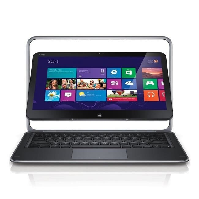 Laptop Dell XPS 12 Duo XI5402W - Intel Core i5-4210U 1.7Ghz, 4GB DDR3, 128 SSD