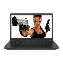 Laptop Gaming Asus ROG Strix GL753VE-GC059 - Intel Core i7-7700HQ, RAM 8GB, HDD 1TB, Intel VGA NVIDIA GeForce GTX 1050Ti, 17.3 inches