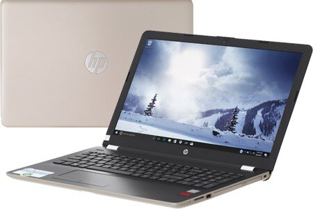Laptop HP 15 bs572TU (2JQ69PA) - Intel core i3, 4GB RAM, HDD 500GB, Intel HD Graphics 520, 15.6 inch