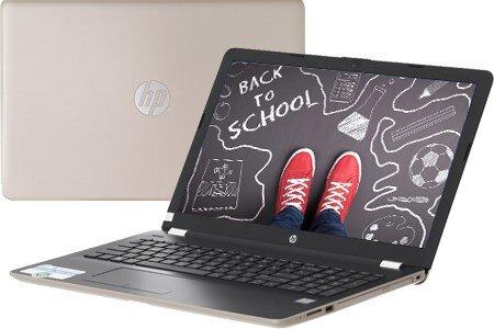 Laptop HP 15-DA0036TX 4ME78PA - Intel core i7, 4GB RAM, HDD 1TB, Nvidia Geforce MX130 2GB, 15.6 inch
