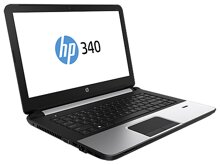 Laptop HP 340 G2 Notebook, Core i3-4005U/4GB/500GB (N2N02PA)