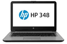 Laptop HP 348 G4 Z6T25PA - Intel Core i3 7100U, RAM 4GB, HDD 500GB, Intel HD Graphics 620, 14inch