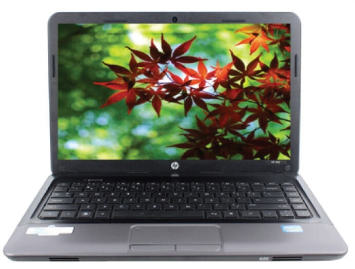 Laptop HP 450 (C8J30PA) - Intel Core i3-2328M 2.2GHz, 2GB RAM, 320GB HDD, Intel HD Graphics, 14.0 inch