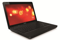 Laptop HP Compaq Presario CQ42-168TU (WR634PA) - Intel Core i3-350M 2.26GHz, 2GB RAM, 320GB HDD, Intel HD Graphics, 14.0 inch