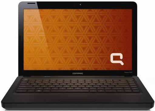 Laptop HP Compaq Presario CQ43-400TU (A3W08PA) - Intel Pentium B960 2.2GHz, 2GB RAM, 500GB HDD, Intel HD Graphics, 14.0 inch