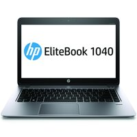 Laptop Hp Elitebook Folio 1040 G1 - Intel Core i5-4300U 1.9Ghz, 8GB RAM, 256GB HDD, Intel HD Graphics 4400, 14 inh