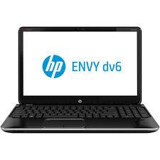 Laptop HP Envy DV6-7229NR (C2L36UA) - Intel Core i7-3630QM 2.4GHz, 6GB RAM, 750GB HDD, Intel HD Graphics 4000, 15.6 inch