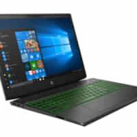 Laptop HP Gaming Pavilion 15-cx0178TX 5EF41PA - Intel Core i7-8750H, 8GB RAM, HDD 1TB + SSD 128GB, Nvidia GeForce GTX 1050 4GB DDR5, 15.6 inch