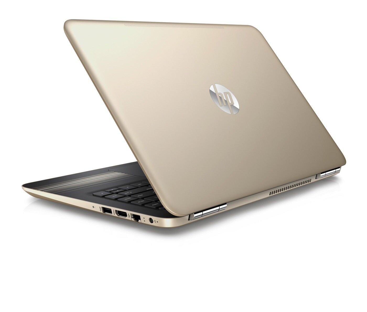 Laptop HP Pavilion 13-u040TU x360  (X3C29PA)  - Core I5-6200U 2x2.3GHz, Ram 4GB, 500GB - Màn hình cảm ứng lật 360 độ