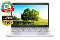Laptop HP Pavilion 14-ce0022TU 4MF03PA - Intel core i5, 4GB RAM, HDD 1TB, Intel UHD Graphics 620, 14 inch
