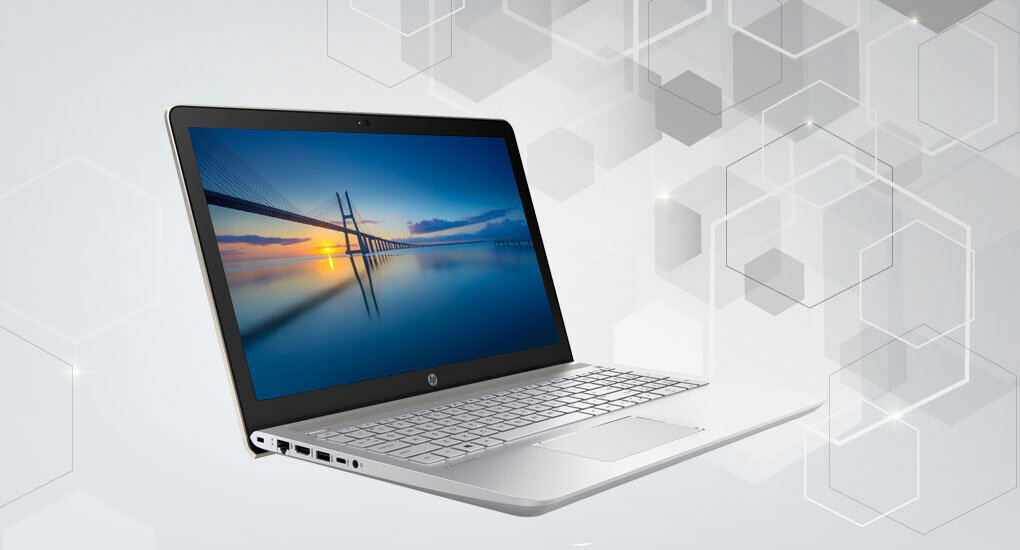 Laptop HP Pavilion 15-cc015TU 2JQ07PA - Intel core i3, 4GB RAM, HDD 1TB, Intel HD Graphics 620, 15.6 inch