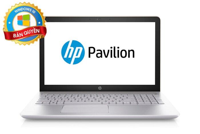 Laptop HP Pavilion 15-cc116TU 3PN25PA - Intel core i5, 4GB RAM, HDD 1TB, Intel UHD Graphics 620. 15.6 inch