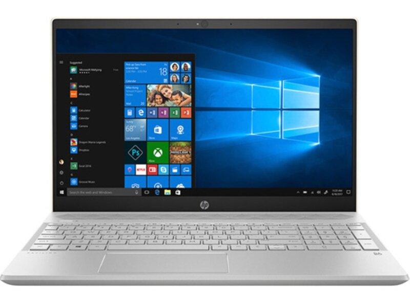 Laptop HP Pavilion 15-cs1044TX 5JL26PA - Intel Core i5-8265U, 4GB RAM, HDD 1TB, Nvidia GeForce MX130 2GB, 15.6 inch