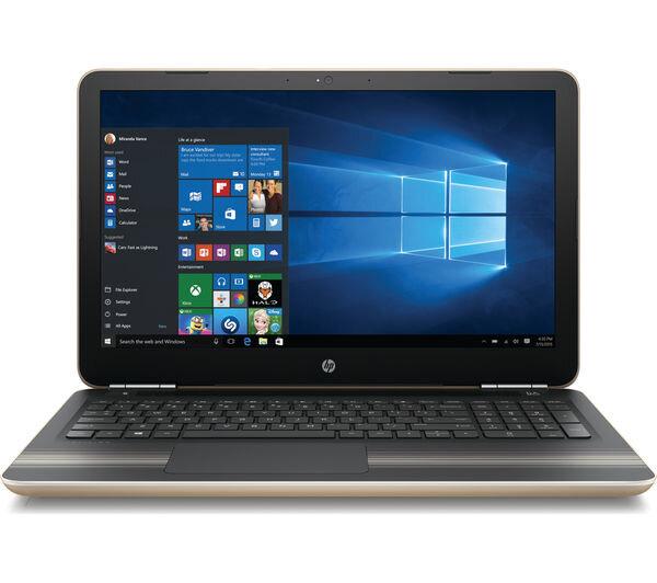 Laptop HP Pavilion AU112TU - Intel Core i5 7200U, RAM 4GB, HDD 500GB, Intel HD Graphics 620, 15.6inch