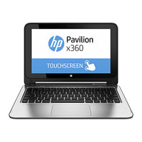 Laptop HP Pavilion X360 11-U046TU (X3C24PA) - i3-6100U, RAM 4GB, HDD 500GB, 11.6 inches