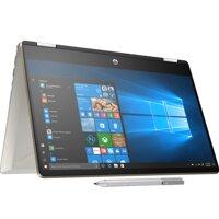 Laptop HP Pavilion x360 14-dh1137TU 8QP82PA - Intel Core i3-10110U, 4GB RAM, SSD 256GB, Intel UHD Graphics, 14 inch