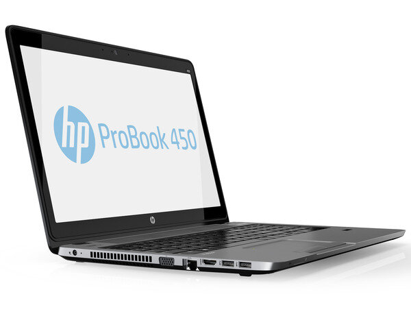Laptop HP Probook 450 F6Q45PA - Intel core i5-4200M 2.5 GHz, 4GB RAM, 500GB SSHD, AMD Radeon HD 8750M, 15.6 inch