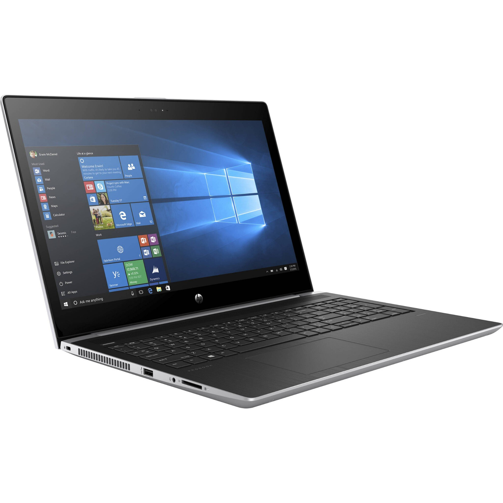 Laptop HP Probook 450 G5 2ZD47PA - Intel core i5, 4GB RAM, SSD 256GB, Nvidia GeForce GT 930MX, 15.6 inch