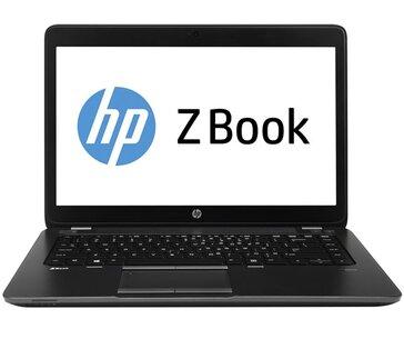 Laptop HP Zbook 14 G2 - Intel Core I7 BroadWell 5600U AMD FIRE 4150 FullHD Cảm ứng