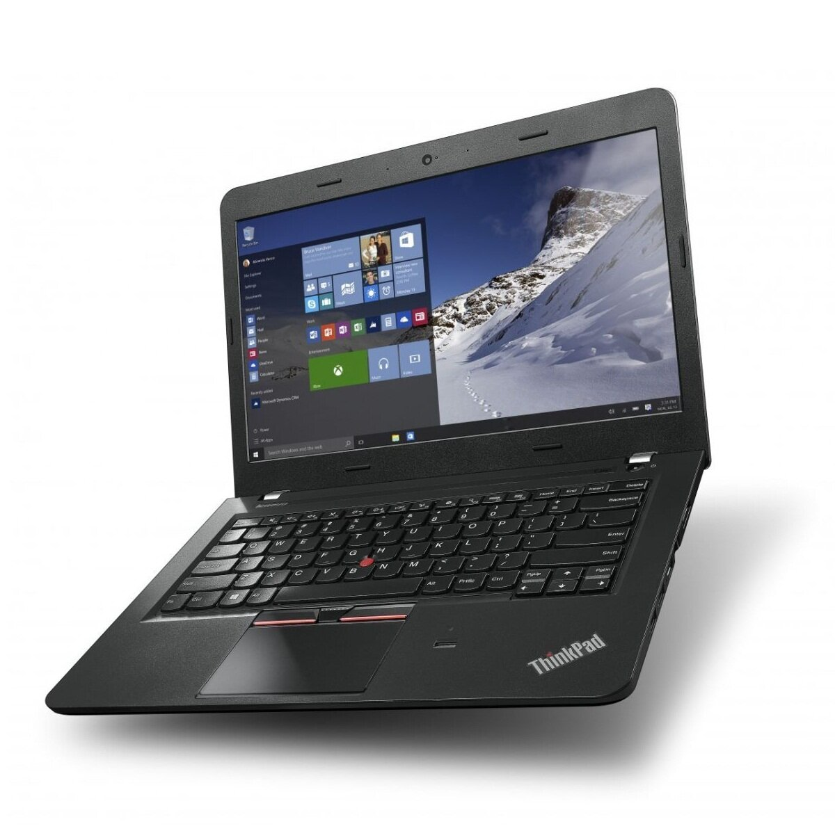 Laptop Lenovo Thinkpad E560 20EV000NVA (Black)